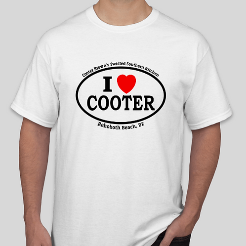 I Heart Cooter Tee