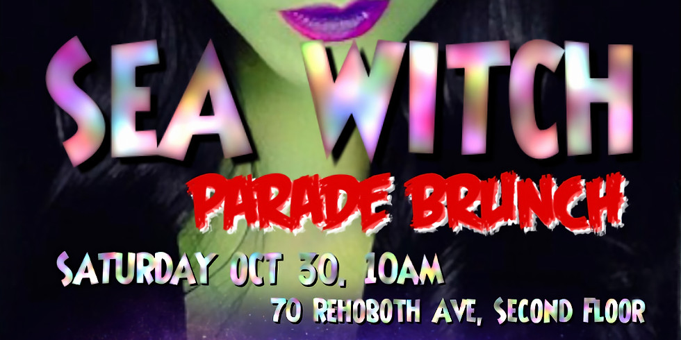2021 Sea Witch Parade and Brunch