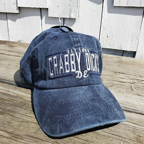 Crabby Est 1869 Cap
