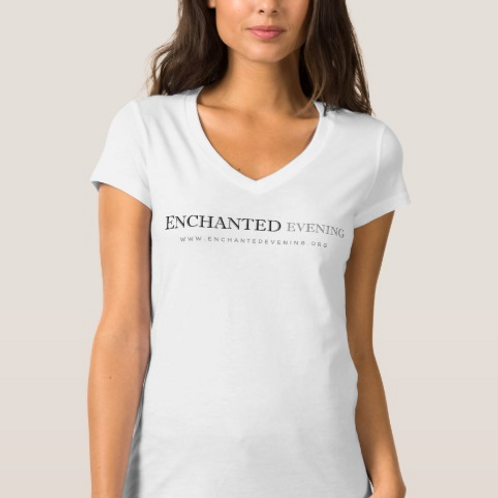 Cafe by Enchanted Evening T-Shirt