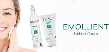 2 - Emollient Lotion & Cream - Emolix -