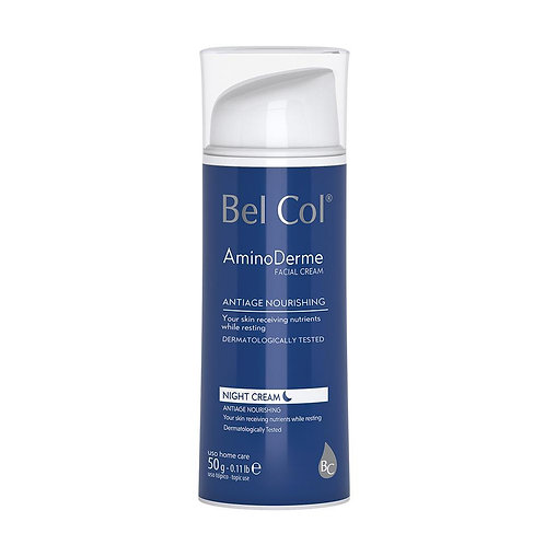 AminoDerme Night Cream Belcol 50g
