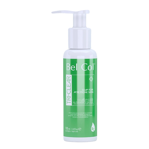 Tri-Clear Facial Soap for Acne-Prone Skin 100ml