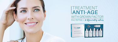5 - Treatment Anti-age With Grown Factor