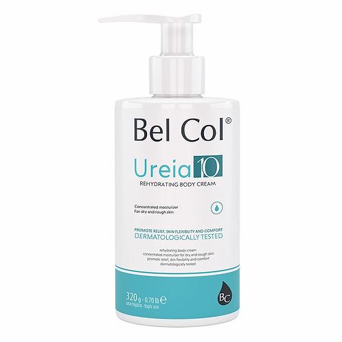 Ureia 10 Moisturizing Body Cream Bel Col 320g