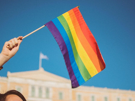 Becoming an Ally – LGBT+