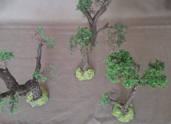 """Pack 3 """"arbres"""""""
