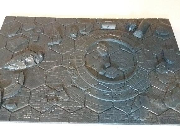 plateau de jeu médiéval fantastique 2