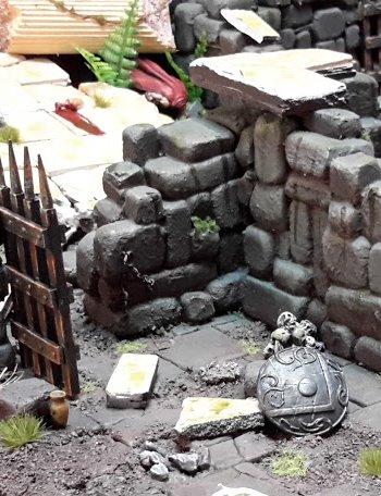 """Planche """"labyrinthe de Minos"""""""
