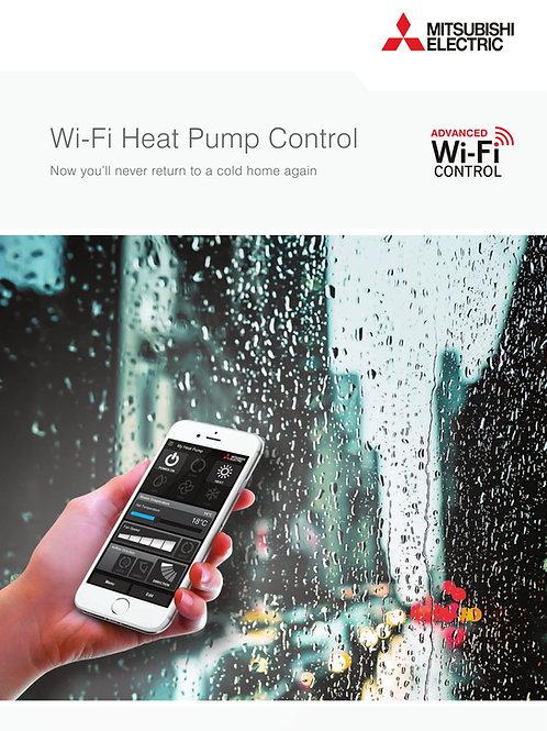 Mitsubishi Electric WI-FI Control