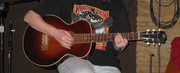 Judy's guitar