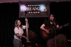 Playing Threadgill's