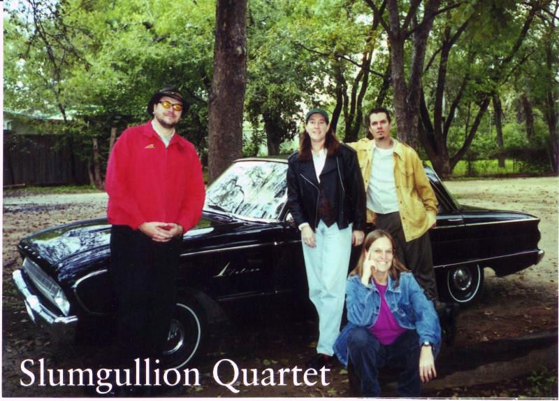 Slumgullion Quartet!