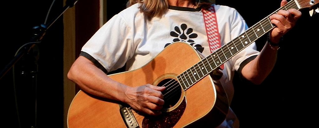 Rose's Guitar