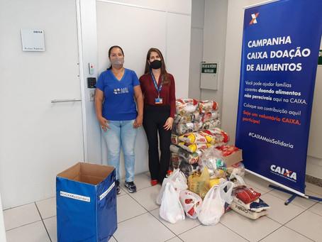 AACI foi selecionada para receber doações da Ação Caixa Mais Solidária