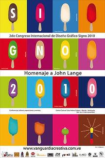 2do Congreso Internacional de Diseño Gráfico SIGNO - Mérida Venezuela