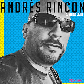 Andrés Rincon - SIGNO 2016