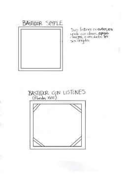 Ilustración - Pintura de caballete