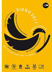 3er Congreso Internacional de Diseño Gráfico SIGNO - Mérida Venezuela
