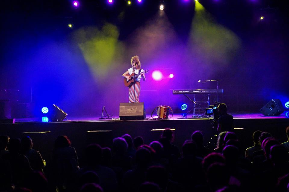 Estivada de Rodez 2015 - Alidé Sans