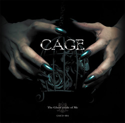 3rd single「CAGE」
