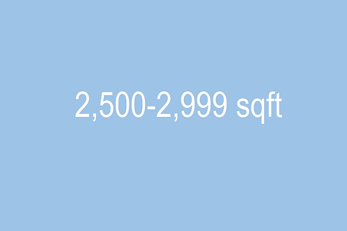 2500-2999 sqft