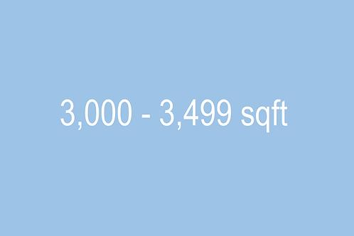 3000-3499 sqft