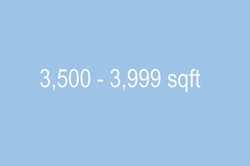 3500-3999 sqft