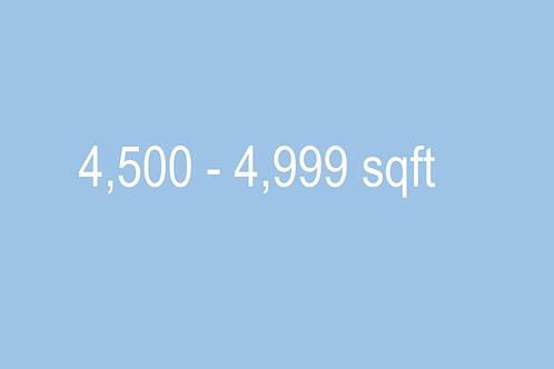 4500-4999 sqft