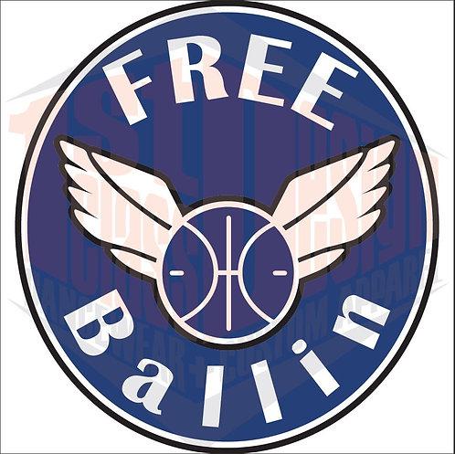 Free Ballin Spikefest 2019 Tank Top
