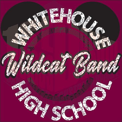 Whitehouse Band Shirt