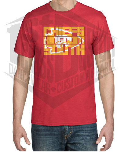 Chiefs kingdom south SHORT SLEEVE