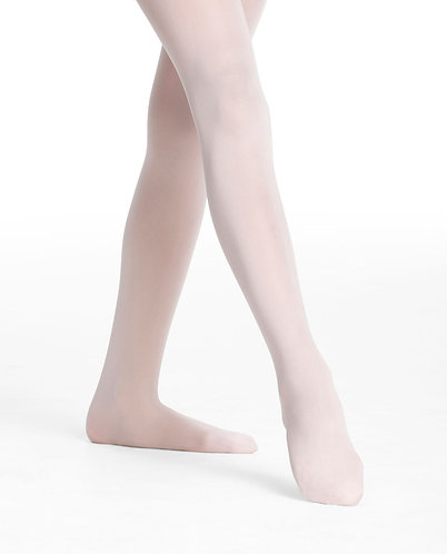 607 Footed Theatrical Pink Toddler