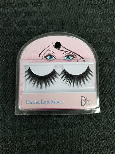2480A Full Eyelashes w/ Glue