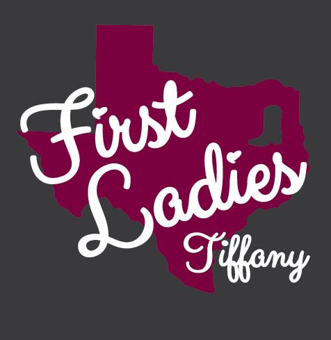 First Ladies Window Decal