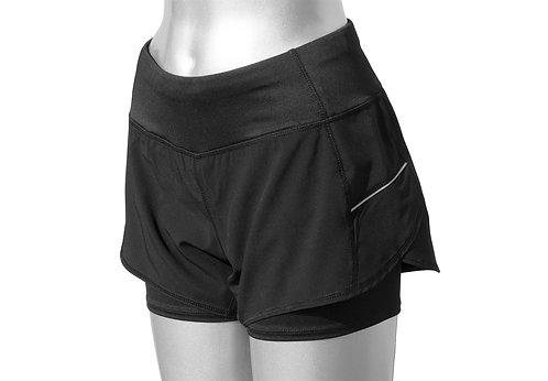 K500 BAW Gray Shorts