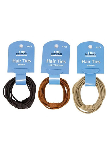 BH15054 Hair Ties Black