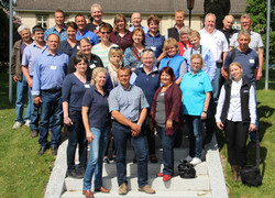 Conference Group Norway June 2016