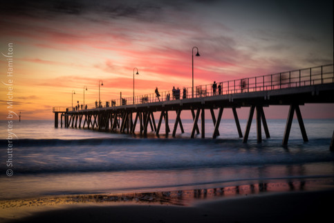 Glenelg, South Australia.