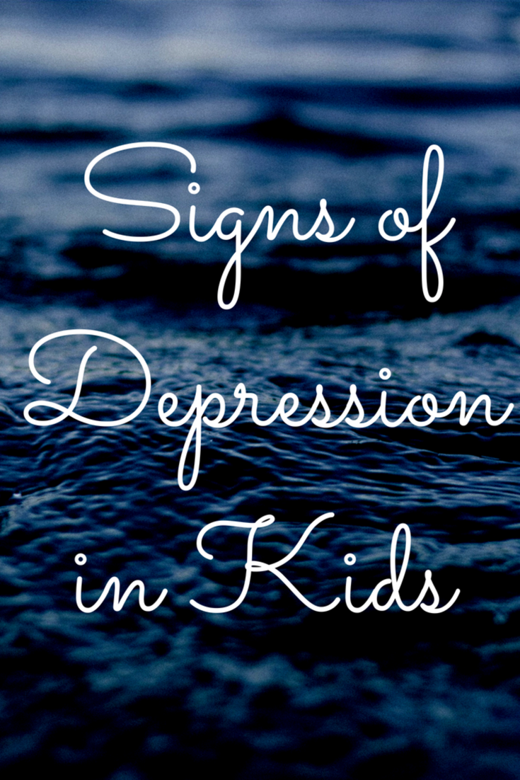 Depression In Children And Teens Aacap >> Signs Of Depression In Children Teens