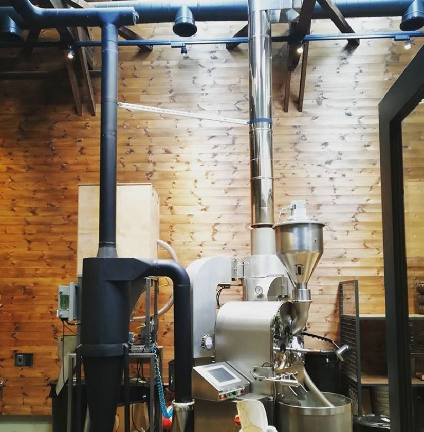 Tokyo Allpress coffee loring roaster
