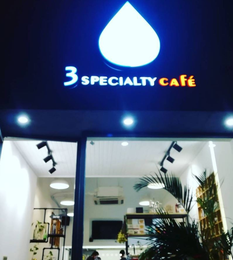 Wuhan 3 specialty coffee China