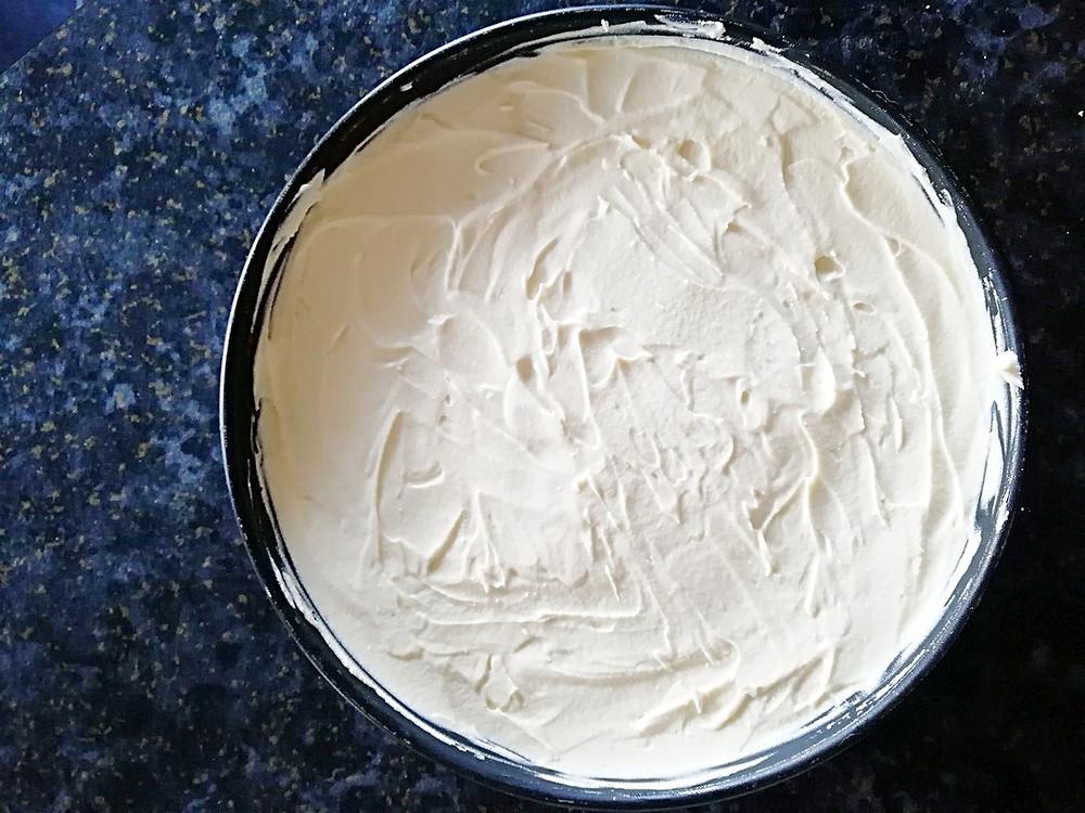 Coffee cheesecake recipe