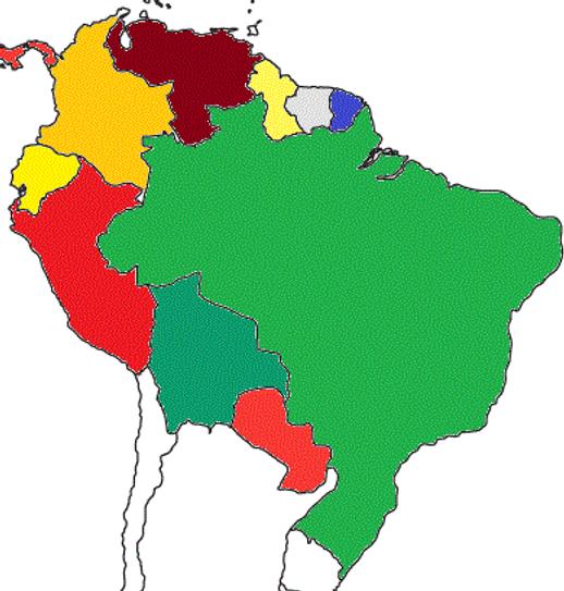 south America coffee