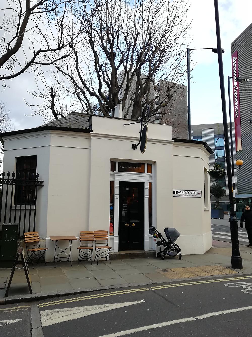 Watch House London coffee shops