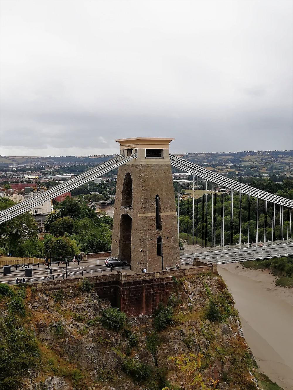 Clifton Suspension Bridge Bristol Coffee