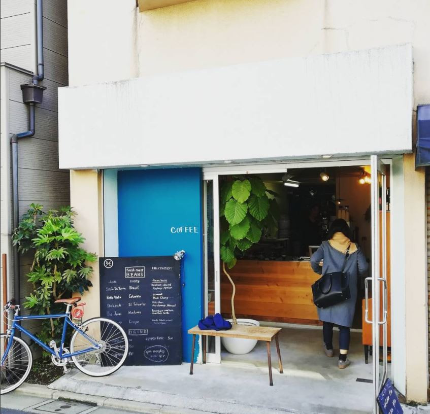 Toyko Switch Coffee Japan
