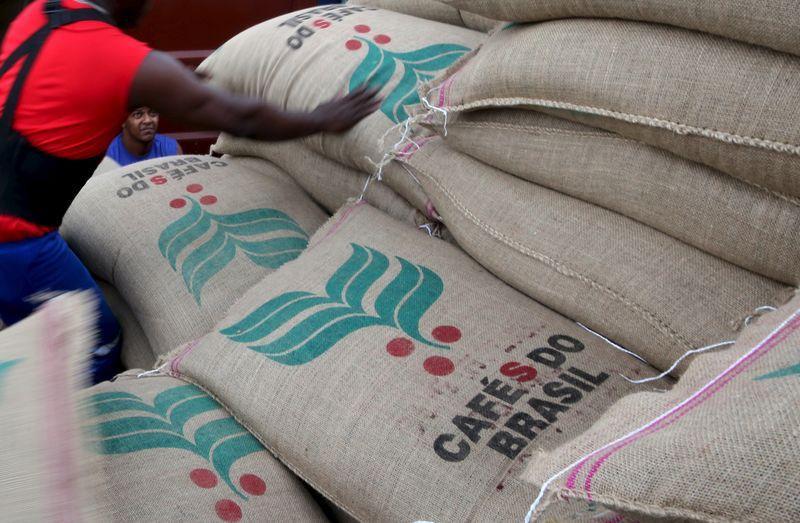 60kg Coffee bags jute