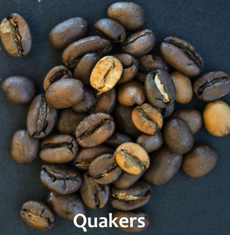 Quakers - Natural process coffee quaker