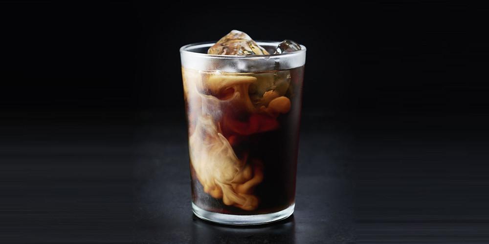 Cold brew coffee immersion cold brew